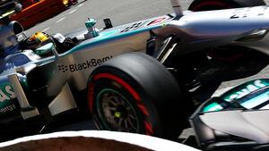 Mercedes Pirelli GP Monaco 2013
