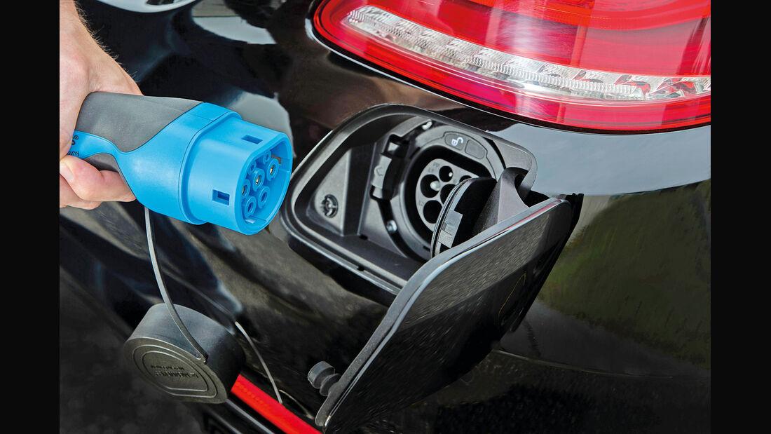 Mercedes, Plug-in-Hybrid