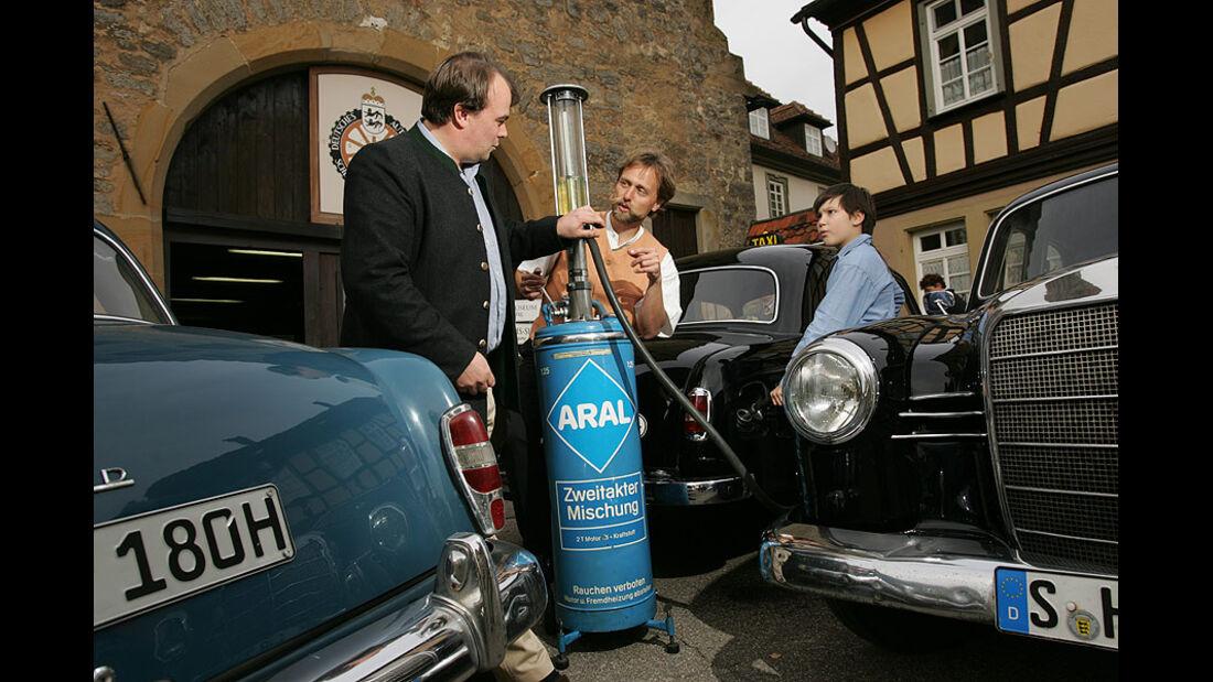 Mercedes Ponton Diesel
