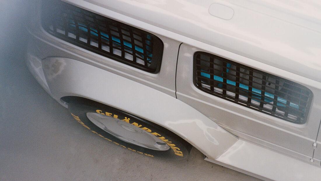 Mercedes Project Geländewagen