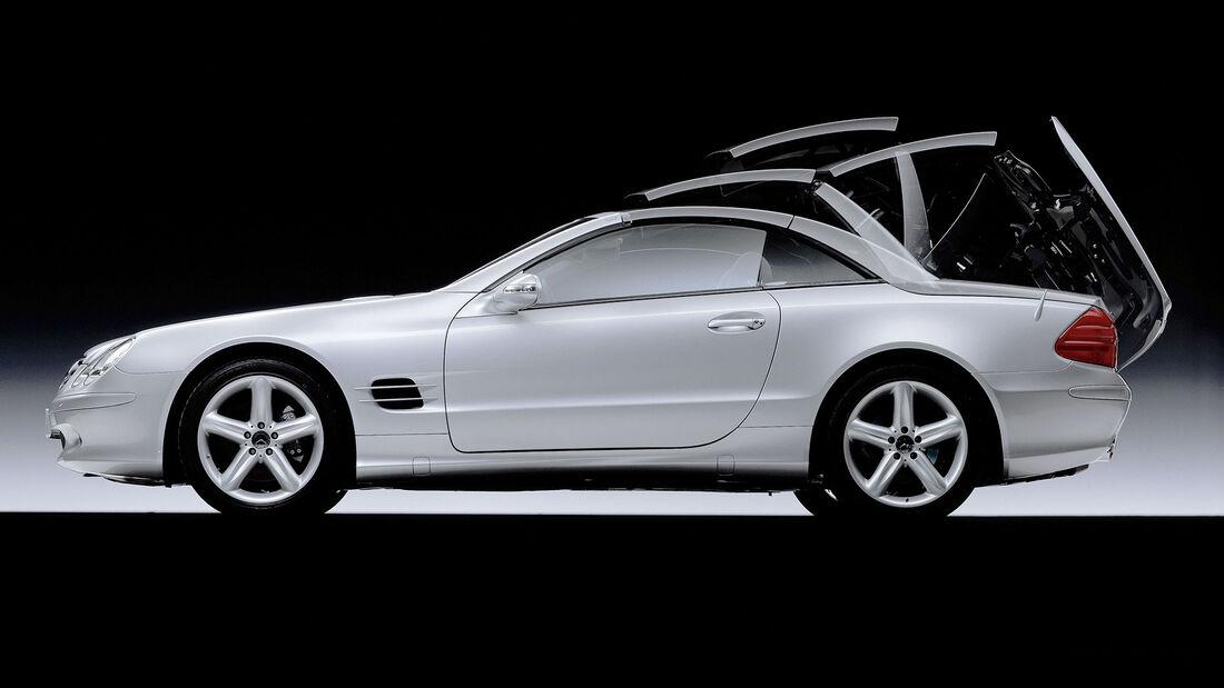 Mercedes R 230 (2001-2012)