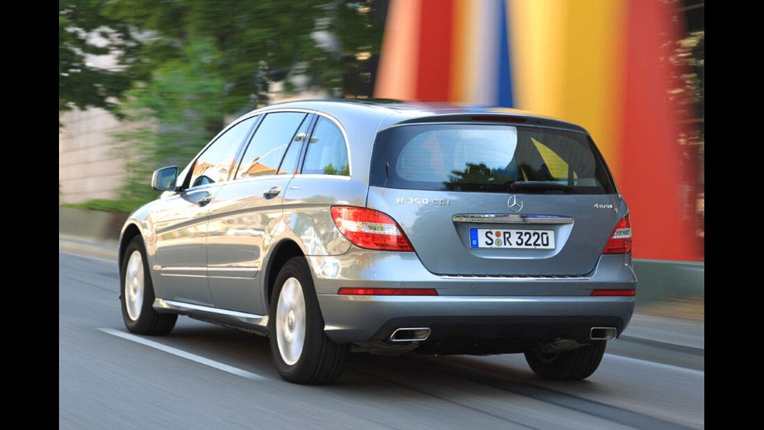 Mercedes R 350 CDI 4Matic