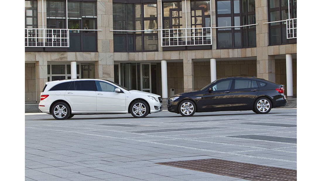 Mercedes R-Klasse