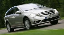 Mercedes R-Klasse, Frontansicht