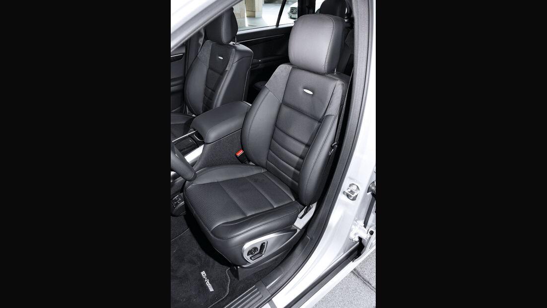 Mercedes R-Klasse Kaufberatung, AMG-Paket, Sportsitze