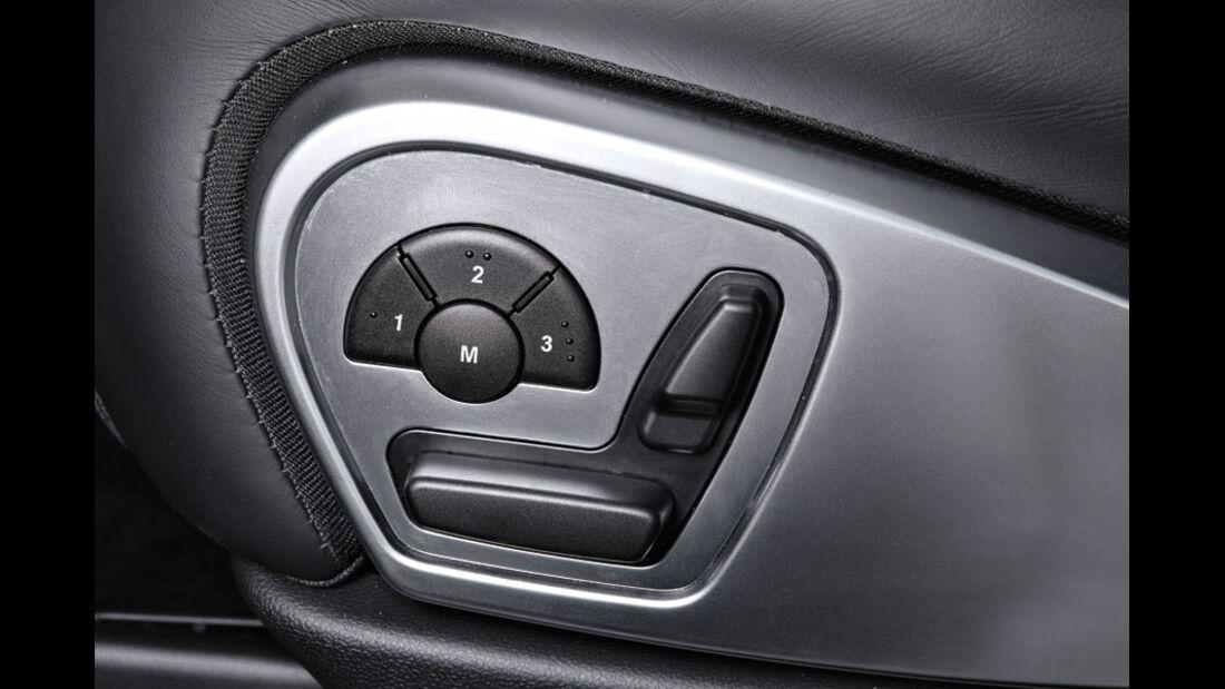 Mercedes R-Klasse Kaufberatung, AMG-Paket, elektrische Sitzverstellung