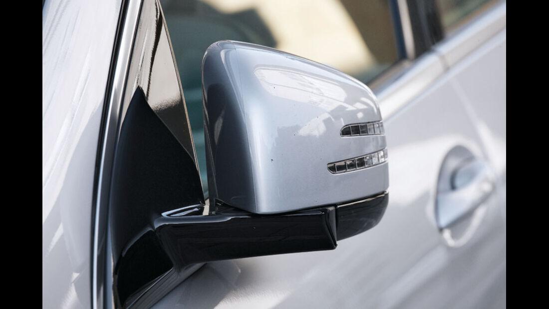 Mercedes R-Klasse Kaufberatung, Aussenspiegel