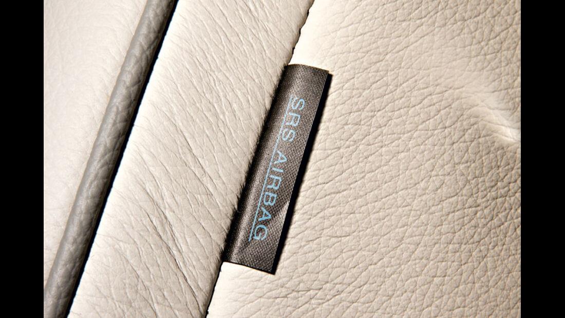 Mercedes R-Klasse Kaufberatung, Seitenairbags