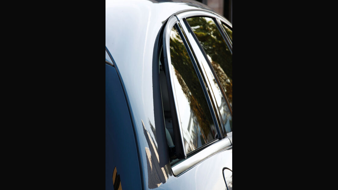 Mercedes R-Klasse Kaufberatung, Seitenfenster