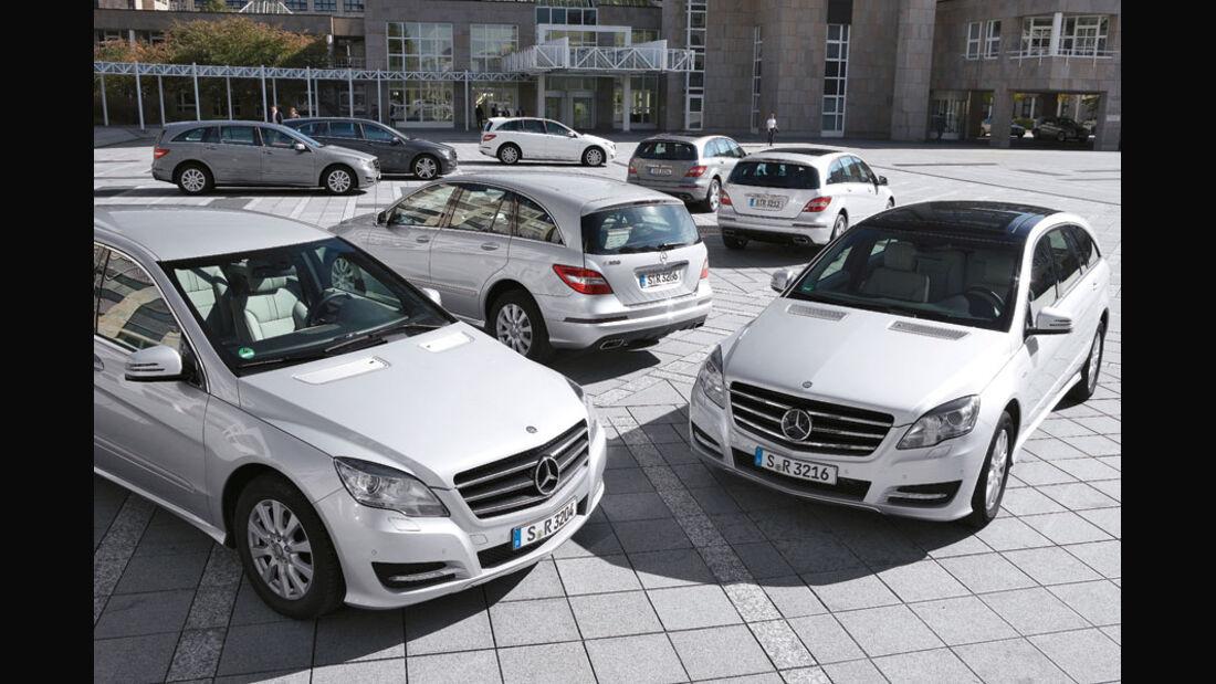 Mercedes R-Klasse Kaufberatung