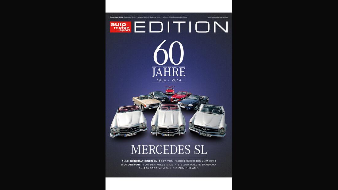 Mercedes R129, Buch, Titelbild