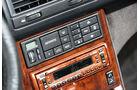 Mercedes R129, Radio, Mittelkonsole