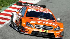 Mercedes Robert Wickens DTM 2013