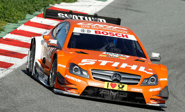 Mercedes Robert Wickens DTM 2013
