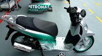 Mercedes-Roller - GP Singapur - 22. September 2011