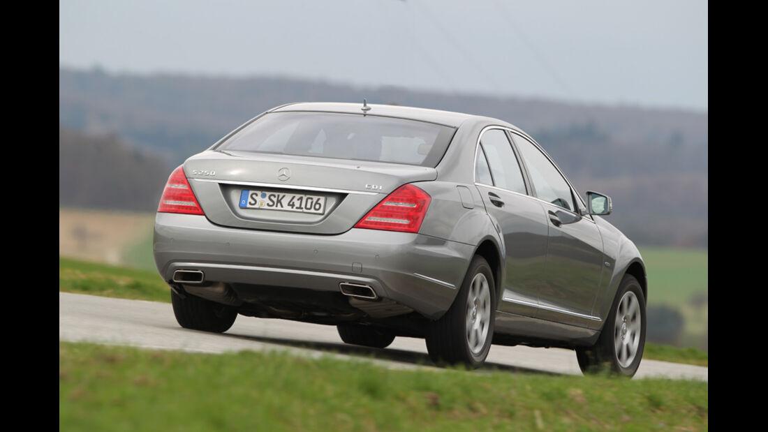 Mercedes S 250 CDI
