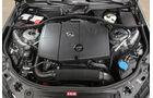Mercedes S 250 CDI, Motorraum