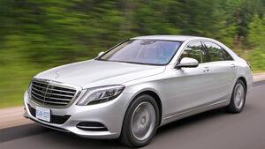Mercedes S 300 Bluetec Hybrid, Frontansicht