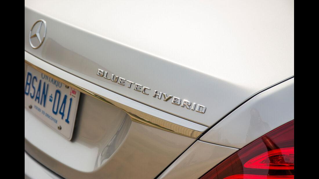 Mercedes S 300 Bluetec Hybrid, Typenbezeichnung