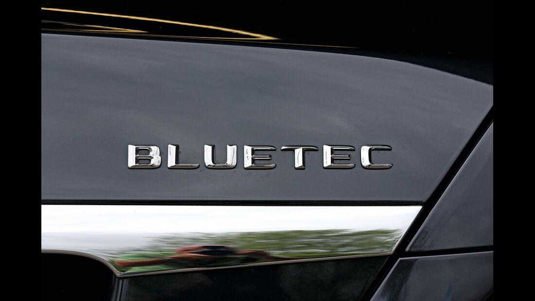 Mercedes S 350 Bluetec, Typenbezeichnung