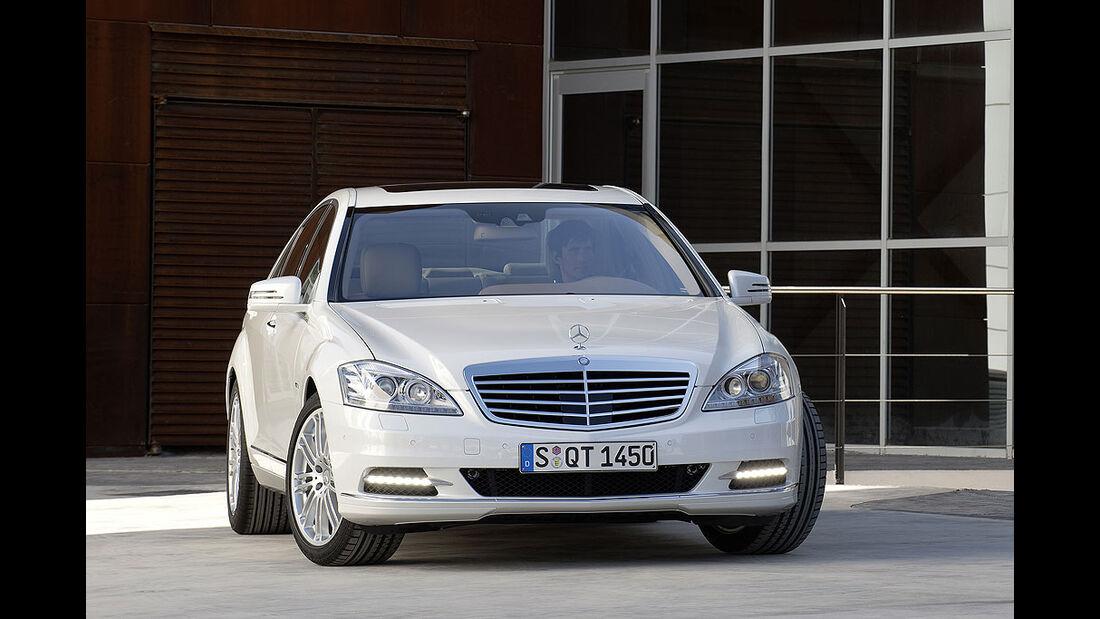 Mercedes S 400 Hybrid