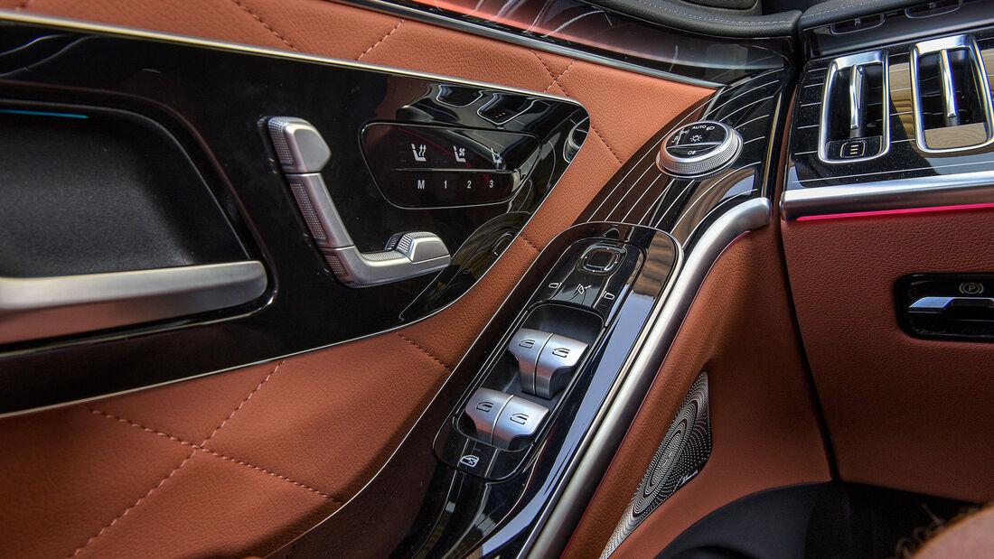 Mercedes S 400 d