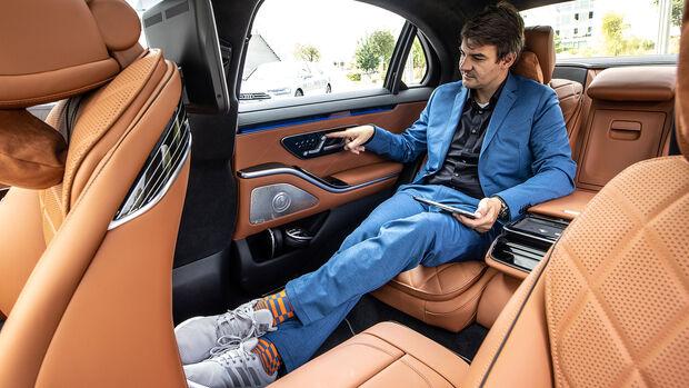 Mercedes S 400 d 4Matic lang