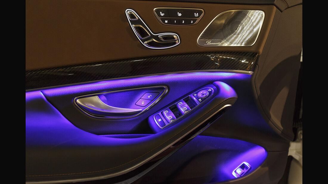 Mercedes S 450 4Matic, Interieur