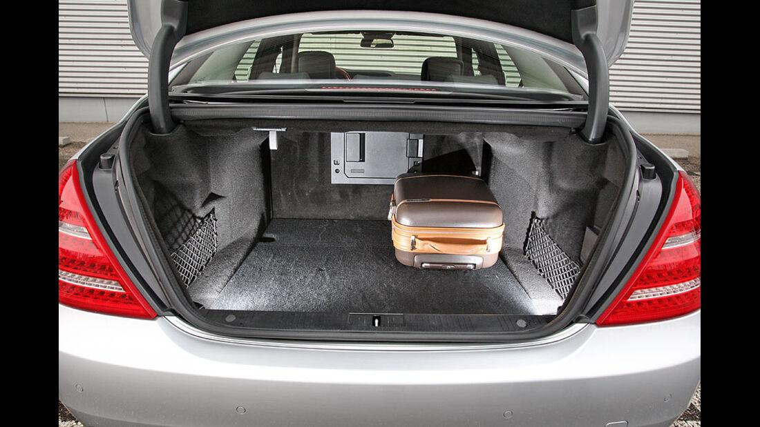 Mercedes S 500 4-matic