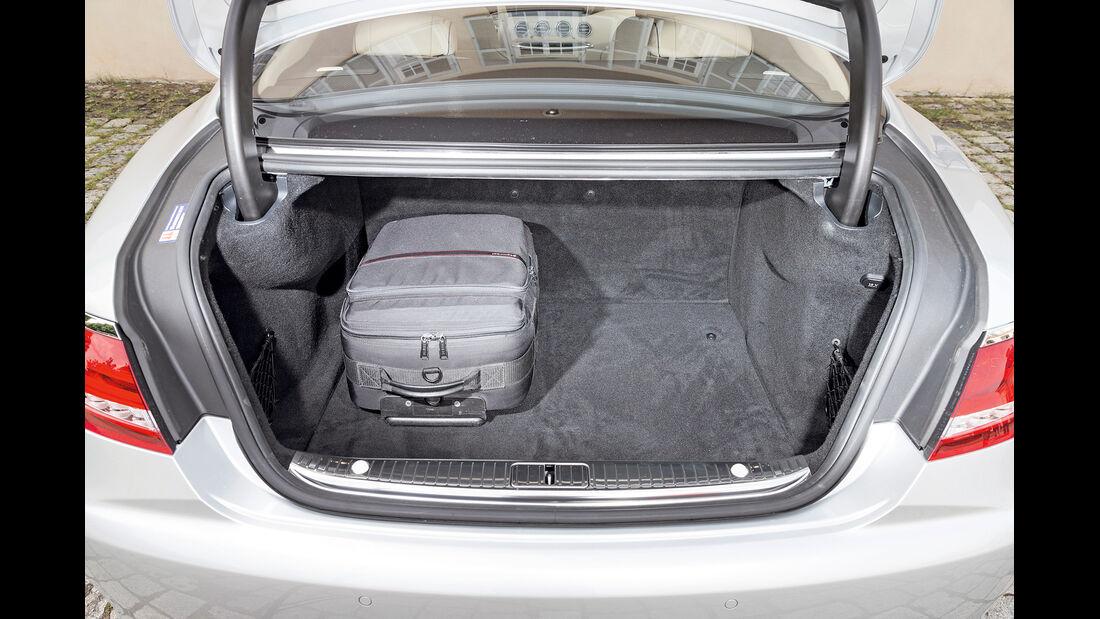 Mercedes S 500 4Matic Coupé, Kofferraum