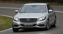 Mercedes S 500 4Matic, Frontansicht