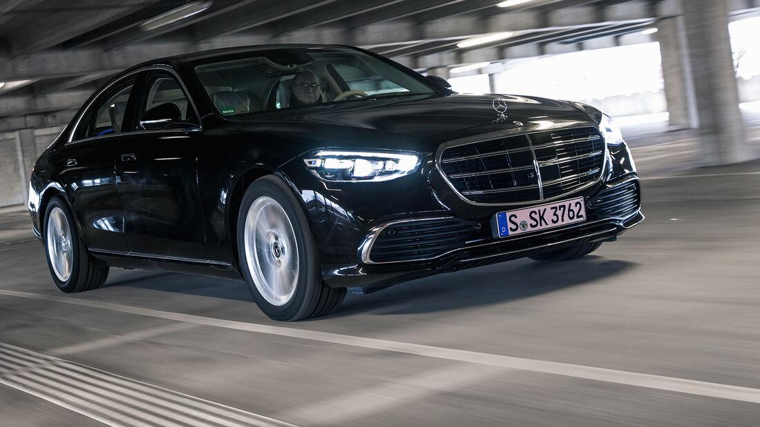 Mercedes S 500 4Matic Kosten Realverbrauch