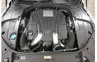 Mercedes S 500 4Matic, Motor
