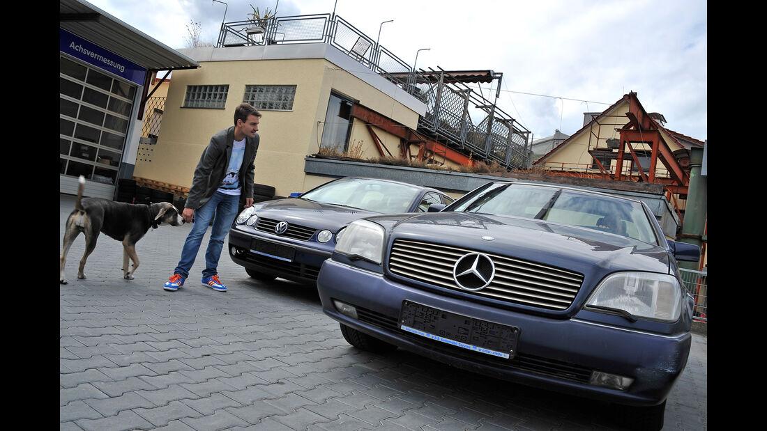 Mercedes S 500 Coupé
