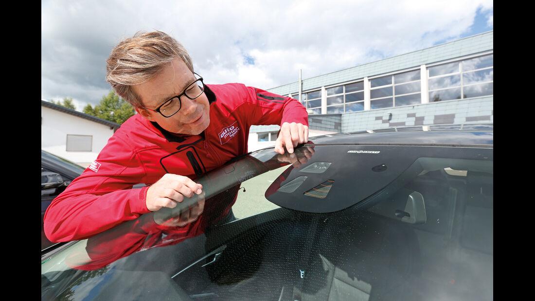 Mercedes S 500 L, Dirk Gulde
