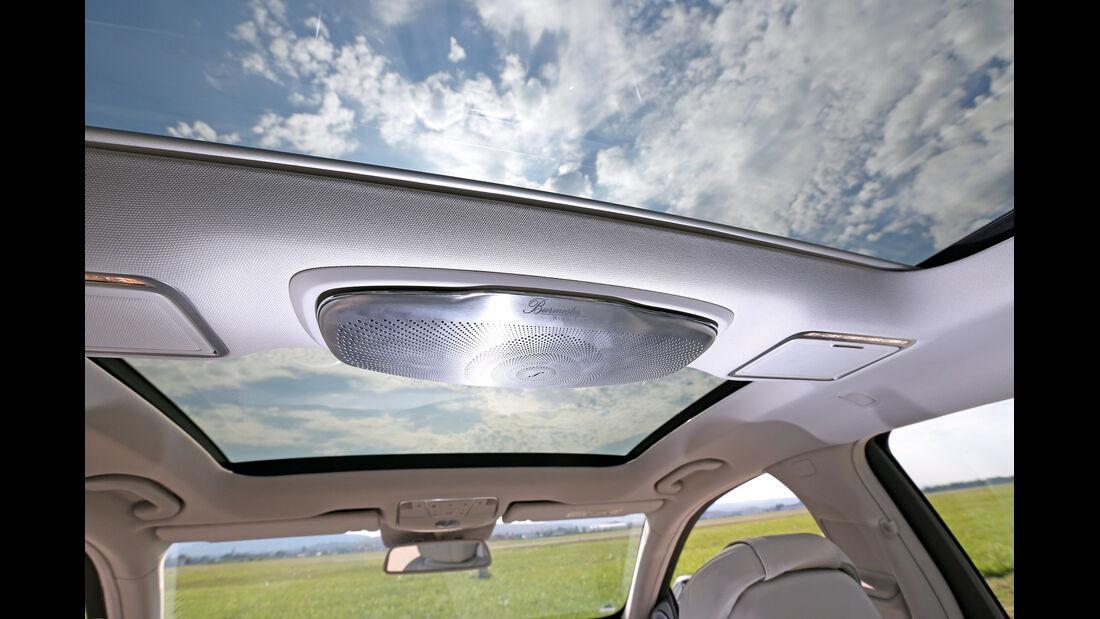 Mercedes S 500 L, Soundsystem