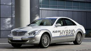 Mercedes, S 500, Plug-In Hybrid