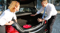 Mercedes S 500 Plug-in-Hybrid, Kofferraum