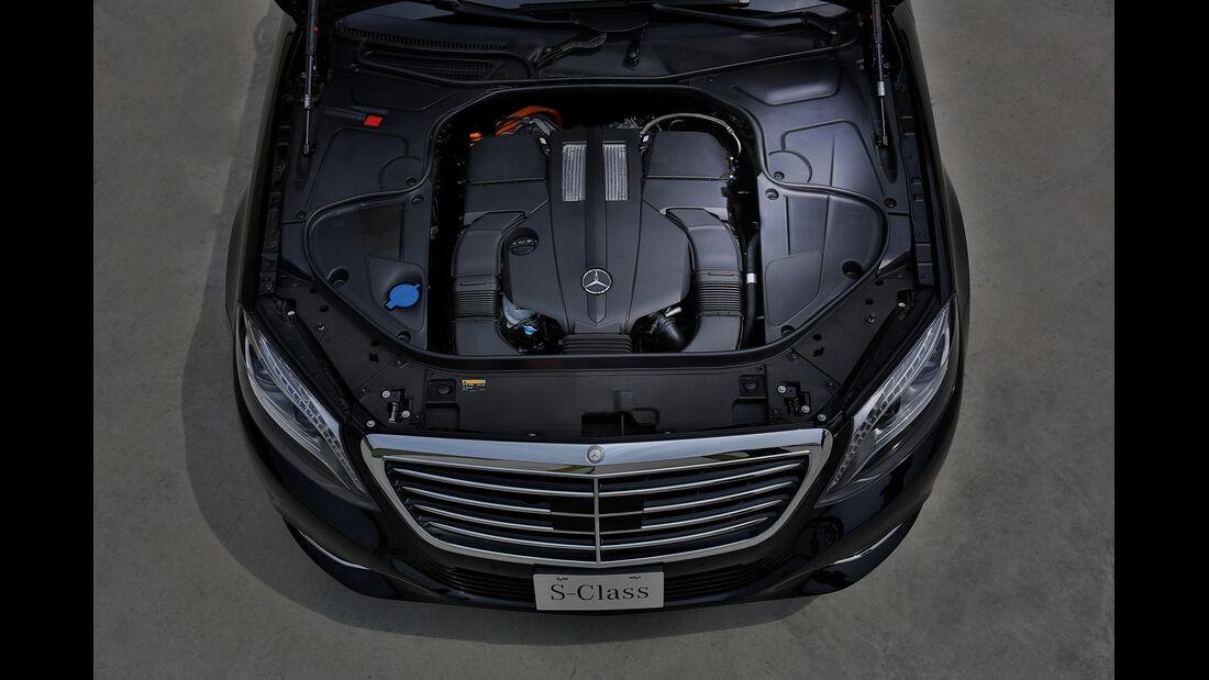Mercedes S 500 Plug-in-Hybrid, Motor