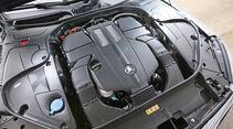 Mercedes S 500 Plug in Hybrid lang, Motor
