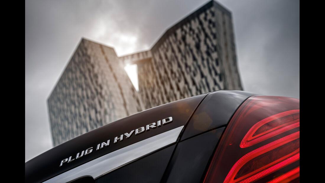 Mercedes S 500 Plug-in-Hybrid lang, Typenbezeichnung