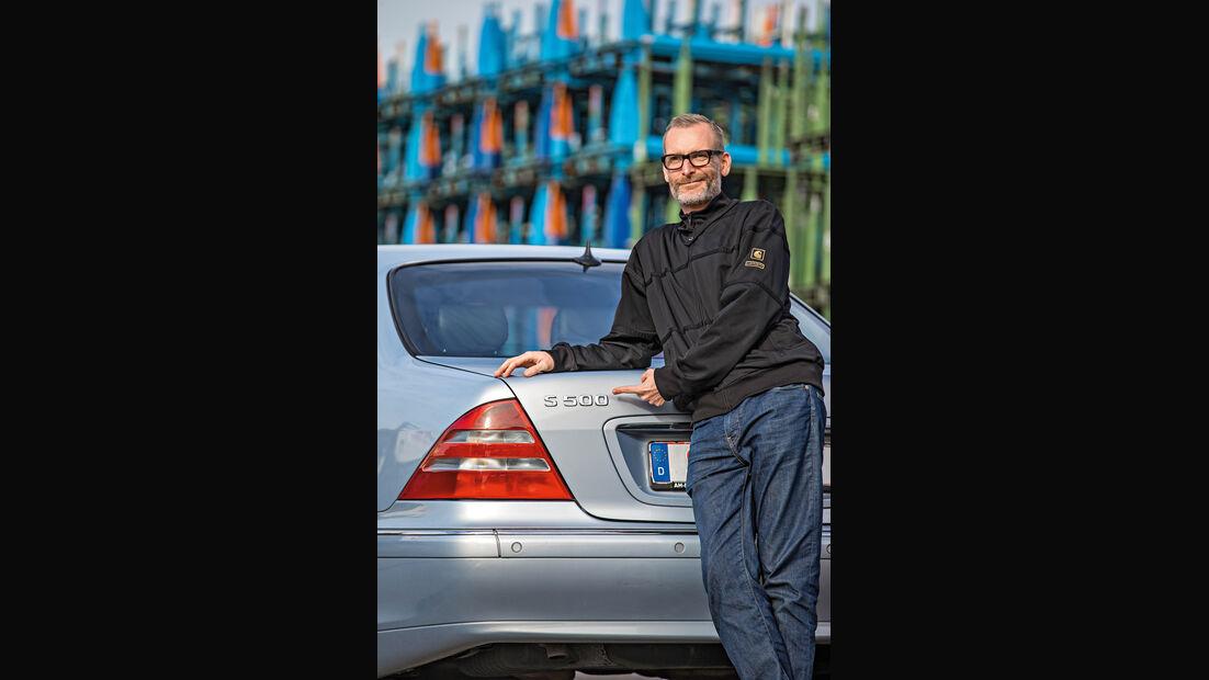 Mercedes S 500 (W220), Michael Orth