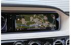 Mercedes S 500 lang, Navi, Monitor