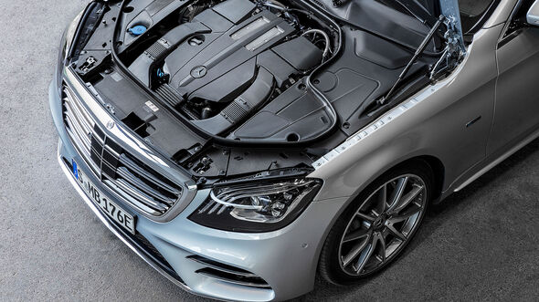 Mercedes S 560 e Plug-in-Hybrid