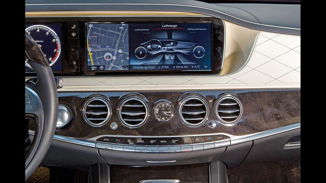 Mercedes S 600 L,