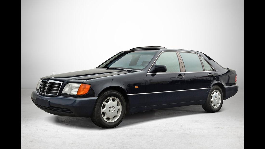Mercedes S 600 L bei Auctionata-Auktion, Mercedes-Benz-Only