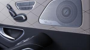 Mercedes S 63 AMG 4Matic, Lautsprecher