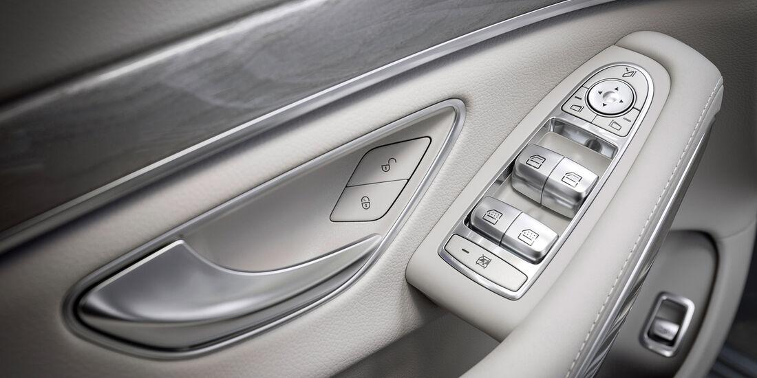 Mercedes S 63 AMG 4matic, Bedienelemenete