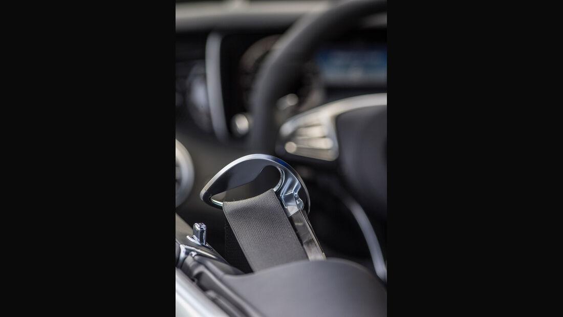 Mercedes S 65 AMG Coupé, Interieur, Detail
