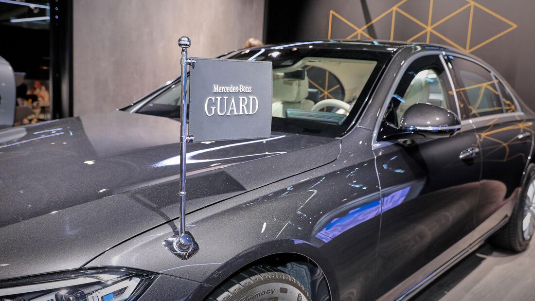 Mercedes S 680 Guard 4-Matic
